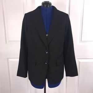 Eloquii by the Limited 14  black classic blazer
